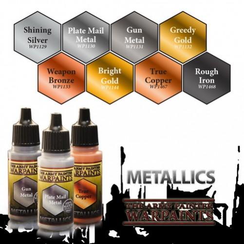 Metallics Warpaints