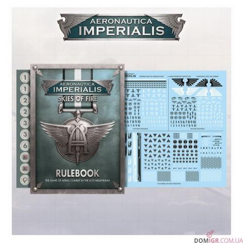 Aeronautica Imperialis: Skies of Fire (Англ)