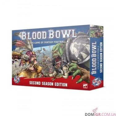 Blood Bowl Second Season Edition (Англ)