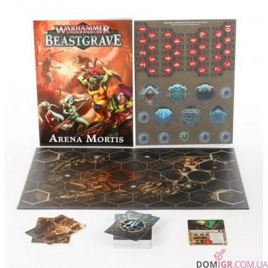 Warhammer Underworlds: Beastgrave - Arena Mortis (Рус)