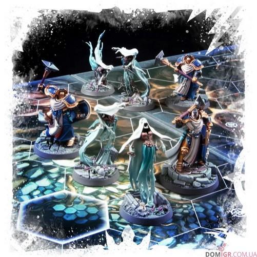 Warhammer Underworlds: Beastgrave - Чемпионы Храма Ужаса (Рус)