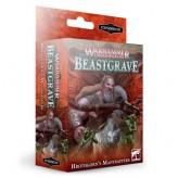 Warhammer Underworlds: Beastgrave - Hrothgorn's Mantrappers (Англ)