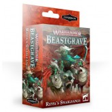 Warhammer Underworlds: Beastgrave - Rippa's Snarlfangs (Рус)