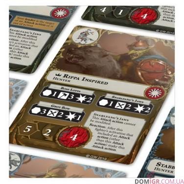 Warhammer Underworlds: Beastgrave - Rippa's Snarlfangs (Англ)