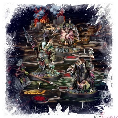 Warhammer Underworlds: Beastgrave - The Wurmspat (Англ)