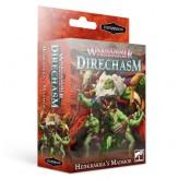 Warhammer Underworlds: Direchasm - Hedkrakka's Madmob (Англ)