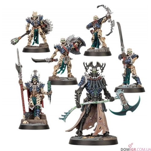 Warhammer Underworlds: Direchasm - Kainan's Reapers (Англ)