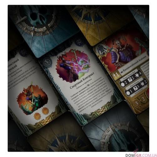 Warhammer Underworlds: Direchasm - Жнецы Кайнана (Рус)