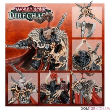 Warhammer Underworlds: Direchasm - Грабители Кхагры (Рус)