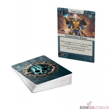 Warhammer Underworlds: Essential Cards Pack (Англ)