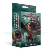 Warhammer Underworlds: Nightvault – Mollog's Mob (Рус)