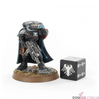 Raven Guard Dice Set