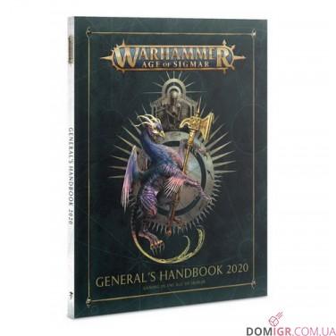 Age of Sigmar: General's Handbook 2020 (Англ)