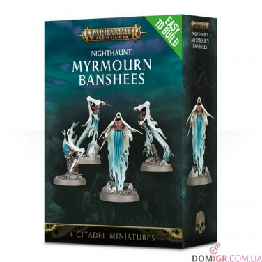 Easy To Build: Myrmourn Banshees