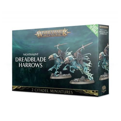 Easy To Build: Dreadblade Harrows