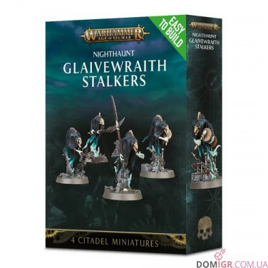 Easy To Build: Glaivewraith Stalkers