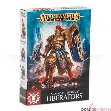 Easy To Build: Liberators