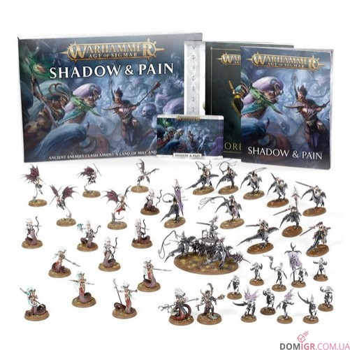 Age of Sigmar: Shadow and Pain (Англ)