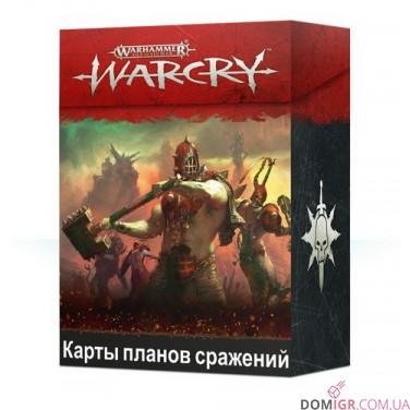WarCry: Battleplan Cards (Рус)