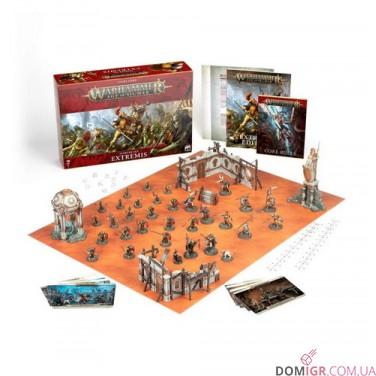 Warhammer Age of Sigmar: Extremis Starter Set (Англ)