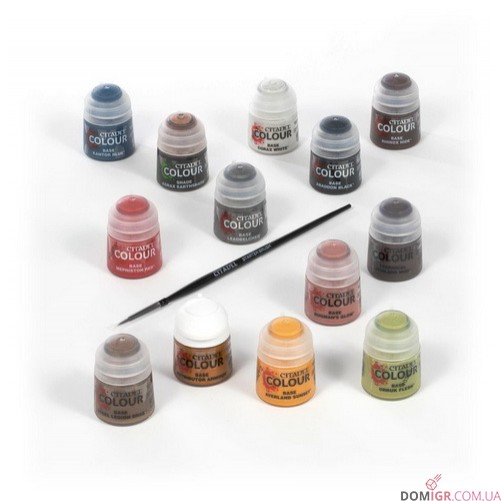 Warhammer Age of Sigmar Paints and Tools