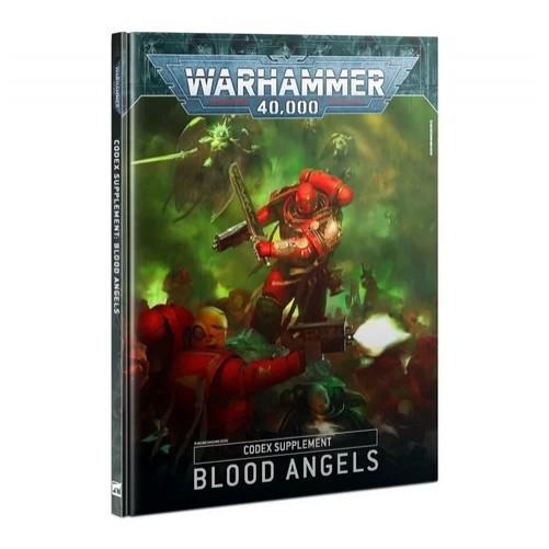 Codex Supplement: Blood Angels (Англ) - 9th Edition