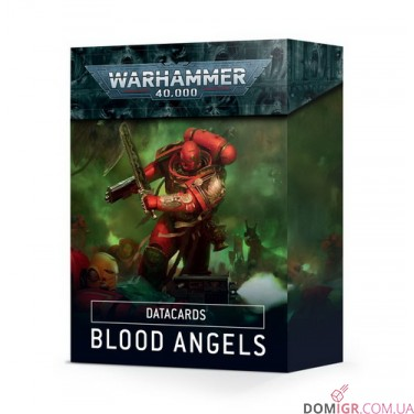 Datacards: Blood Angels (Eng)