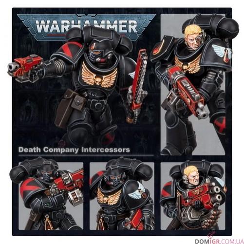 Death Company Intercessors