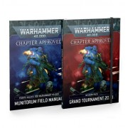 Chapter Approved: Grand Tournament 2020 Mission Pack and Munitorum Field Manual (Англ)