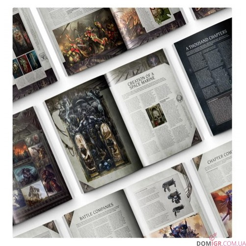 Codex: Space Marines (Англ) - 9th Edition