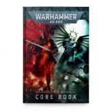 Warhammer 40,000 Core Rule Book 9th Edition (Англ)