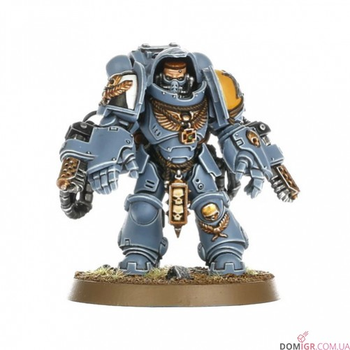 Start Collecting! Primaris Space Wolves