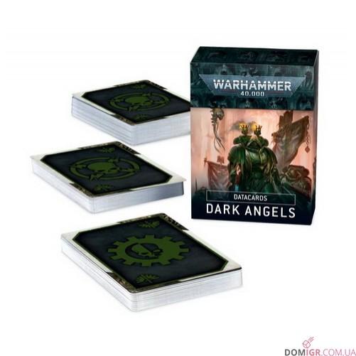Datacards: Dark Angels (Eng)