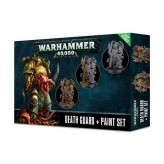 Death Guard and Paint Set