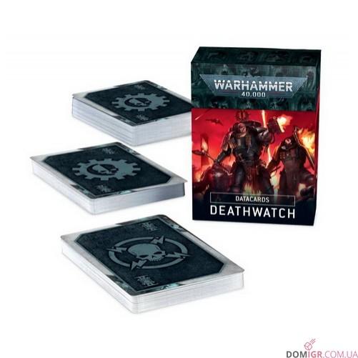 Datacards: Deathwatch (Eng)