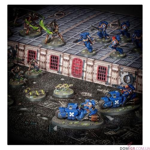Warhammer 40,000: Elite Edition Starter Set (Англ)