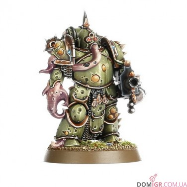 Easy To Build: Plague Marines