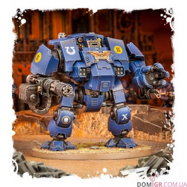 Easy To Build: Primaris Redemptor Dreadnought
