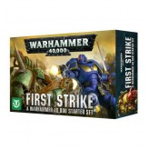 First Strike: A Warhammer 40,000 Starter Set (Англ)