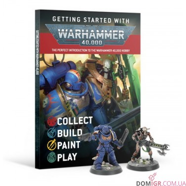 Getting Started With Warhammer 40000 (Англ)