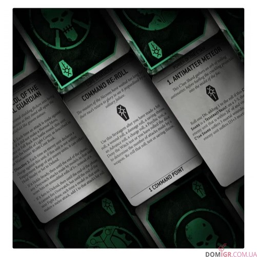 Datacards: Necrons (Eng)