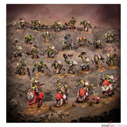 Beast Snagga Orks Army Set