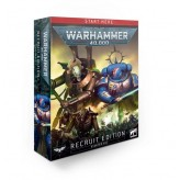 Warhammer 40,000: Recruit Edition Starter Set (Англ)