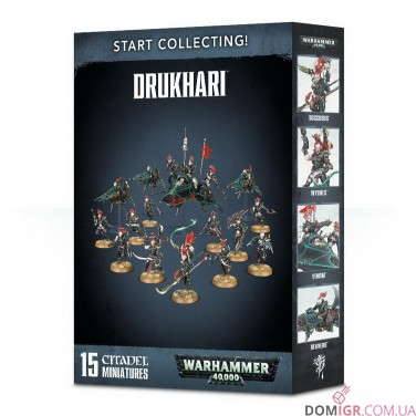 Start Collecting! Drukhari