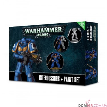 Intercessors and Paint Set