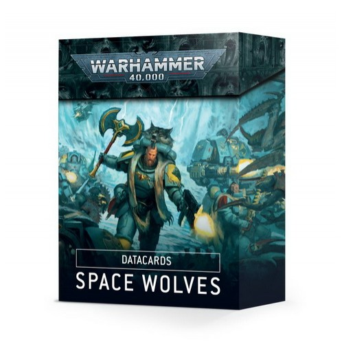 Datacards: Space Wolves (Eng)