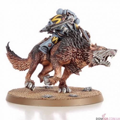 Thunderwolf Cavalry