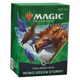 Mono Green Stompy – Challenger Deck 2021 – Magic: The Gathering (Англ)