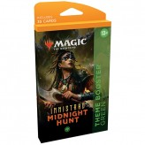 Innistrad: Midnight Hunt - Green Theme Booster - Magic The Gathering (Англ)