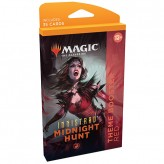 Innistrad: Midnight Hunt - Red Theme Booster - Magic The Gathering (Англ)